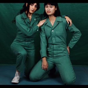 Roebuck's Coveralls new vintage